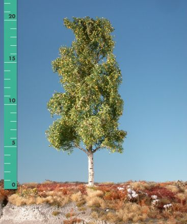 Silhouette Esp - Vroege herfst - 2 (ca. 15-20cm) - H0 (1:87) - (215-23)