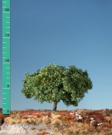 Silhouette Appelboom - Zomer - 1 (ca. 10-13cm) - H0 (1:87) - (226-12)