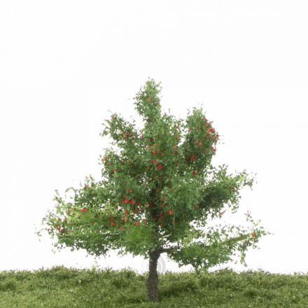 Silhouette Appelboom - Zomer - 1 (ca. 12-16cm) - H0 (1:87) - (226-42)
