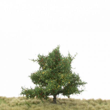 Silhouette Appelboom - Vroege herfst - 1 (ca. 12-16cm) - H0 (1:87) - (226-43)