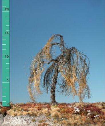 Silhouette Treurwilg - Kaal - 2 (ca. 15-20cm) - H0 (1:87) - (240-20)