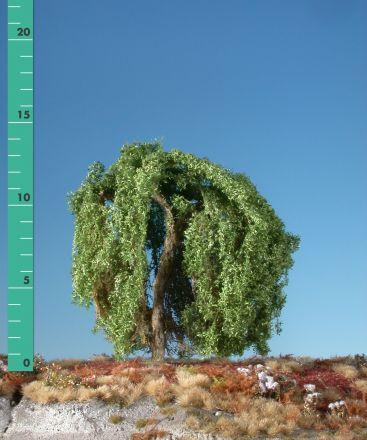 Silhouette Treurwilg - Zomer - 2 (ca. 15-20cm) - H0 (1:87) - (240-22)
