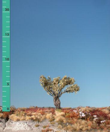 Silhouette Knotwilg - Late herfst - 0 (< ca. 8cm) - H0 (1:87) - (241-04)