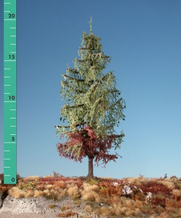 Silhouette Verweerde lariks - Zomer - 3 (ca. 22-29cm) - H0 (1:87) - (279-36)