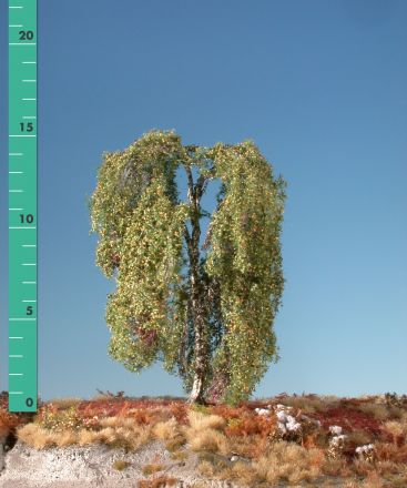 Silhouette Hangberk - Vroege herfst - ca. 24cm - 0-1 (1:45+) - (311-33)