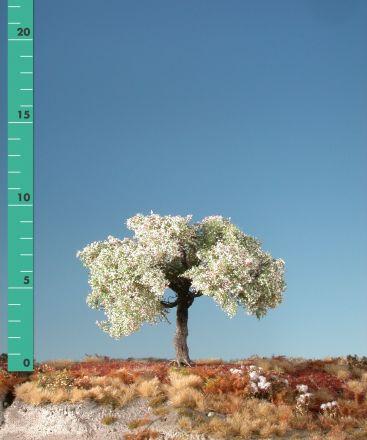 Silhouette Appelboom - Lente - ca. 19cm - 0-1 (1:45+) - (326-21)