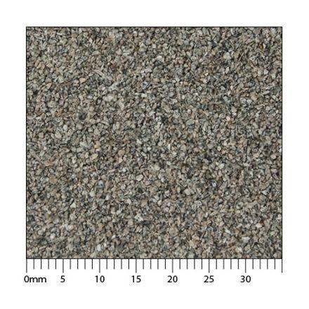 Minitec Ballast - Phonolith H0 (1:87) - Korrelgrootte op schaal conform klasse I - 5.000 ml - H0 (1:87) - (51-0061-04)
