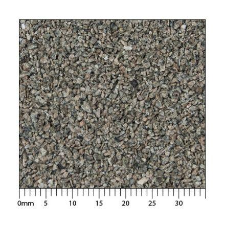Minitec Standaard-Ballast - Phonolith H0 (1:87) - Vergrote korrelgrootte conform AGN* - 5.000 ml - H0 (1:87) - (51-0361-04)