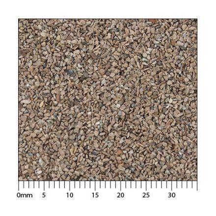 Minitec Ballast - Rostbraun H0 (1:87) - Korrelgrootte op schaal conform klasse I - 5.000 ml - H0 (1:87) - (51-1061-04)