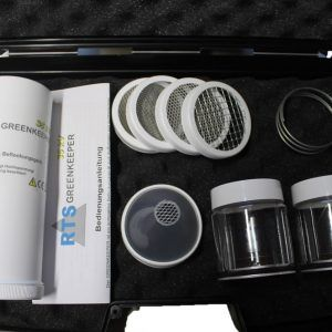 RTS-GREENKEEPER® 35kV - Set in Transportkoffer - Bevlokkingsapparaat - (5352)