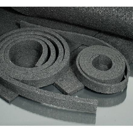 Minitec Flex-Beddingstroken - L 600 / B 15 / H 6 mm - 1/2 Bielsbreedte - 10x stroken - (58-6015-00)