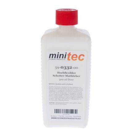 Minitec Hoog flexibele Ballast lijm mat - 500 gr fles - (59-0332-00)