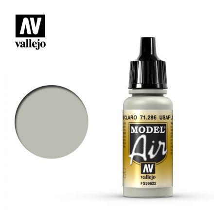 Vallejo Model Air - Usaaf Light Gray - 17 ml - (71.296)