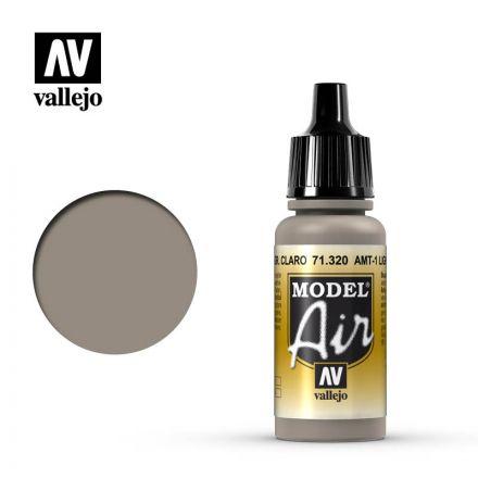 Vallejo Model Air - AMT-1 Light Greyish Brown - 17 ml - (71.320)