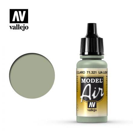 Vallejo Model Air - IJA Light Grey Green - 17 ml - (71.321)