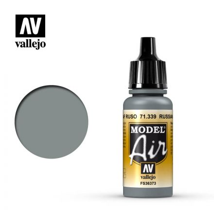 Vallejo Model Air - Russian AF Grey N.3 - 17 ml - (71.339)
