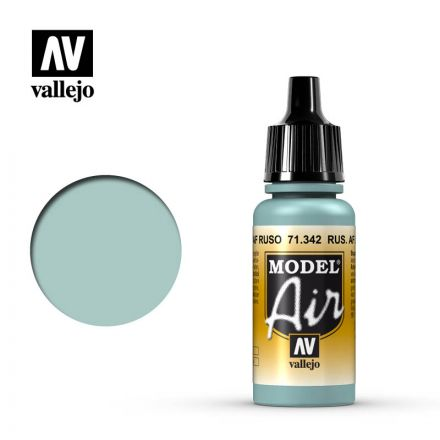 Vallejo Model Air - Russian AF Light Blue - 17 ml - (71.342)