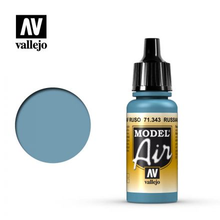 Vallejo Model Air - Russian AF Grey N.7 - 17 ml - (71.343)
