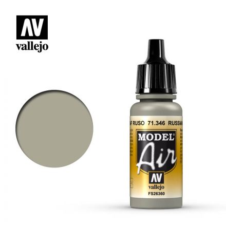 Vallejo Model Air - Russian AF Grey N.4 - 17 ml - (71.346)