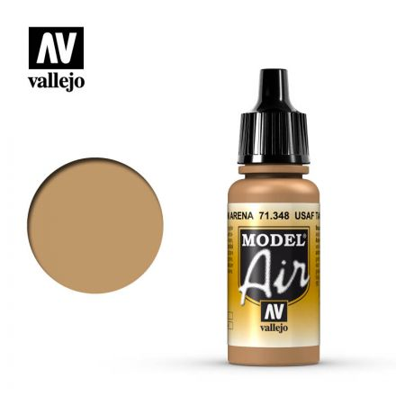 Vallejo Model Air - USAF Tan - 17 ml - (71.348)