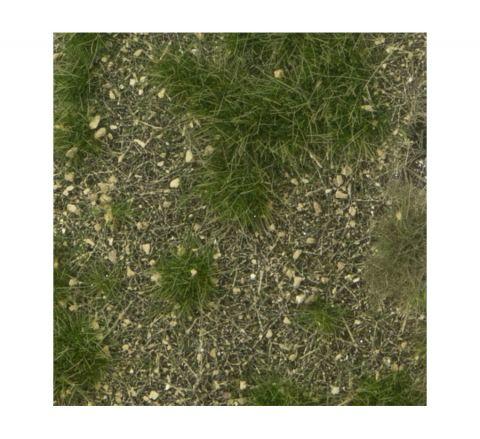 miniNatur Kalkrijke weide - Zomer - ca.8 x 15 cm - H0 (1:87) - (719-22MS)