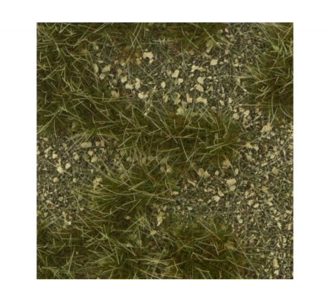 miniNatur Kalkrijke weide - Vroege herfst - ca. 8 x 15 cm - H0 (1:87) - (719-23MS)