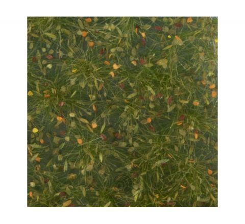 miniNatur Onkruid struiken - Vroege herfst - ca. 4x15 cm - H0 (1:87) - (725-23MS)