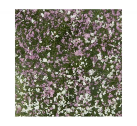 miniNatur Bloemen struiken - Vroege herfst - ca. 4 x15 cm - H0 (1:87) - (726-23MS)