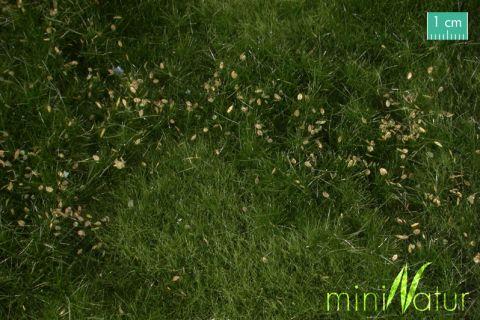 miniNatur Vruchtbare weide met onkruid - Zomer - ca. 63x50cm - H0 (1:87) - (734-22)