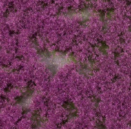 miniNatur Bodembedekker, paars - Zomer - ca. 15x8cm - H0 (1:87) - (791-28S)