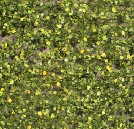 Silhouette Berkenloof - Vroege herfst - ca. 15x4cm - 0-1 (1:45+) - (910-33S)