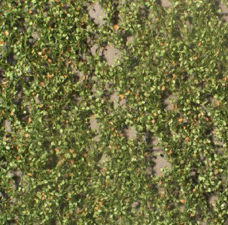Silhouette Beukenloof - Vroege herfst - ca. 15x4cm - H0 (1:87) - (920-23S)