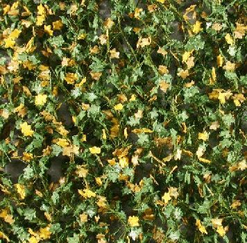 Silhouette Esdoornloof - Vroege herfst - ca. 63x50cm - H0 (1:87) - (930-23G)