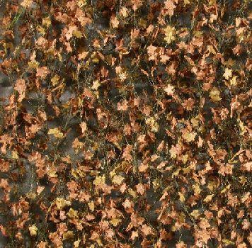 Silhouette Platanenloof - Late herfst - ca. 63x50cm - H0 (1:87) - (933-24G)
