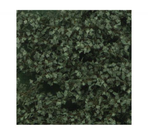 Silhouette Klimop - Zomer - ca. 4 x 7,5 cm - H0 (1:87) - (936-22MS)